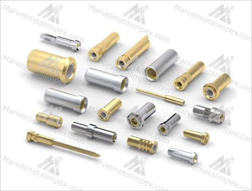Brass Electrical Fittings Pins