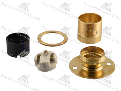 Brass lamp holder part manufacturer marvel metal impex jamnagar brass lamp holder parts mozeypictures Gallery