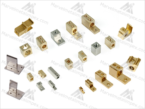 Brass Electrical Connectors - Brass Wire Strip Connectors, Single ...