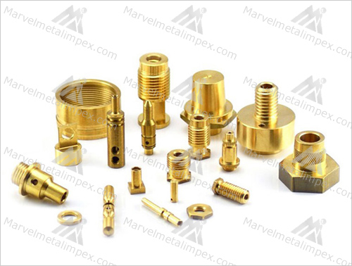 Precision Components & Turned Parts